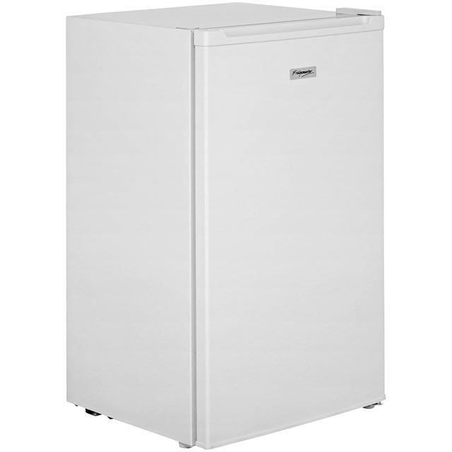 Fridgemaster MUR4892 Free Standing Refrigerator in White