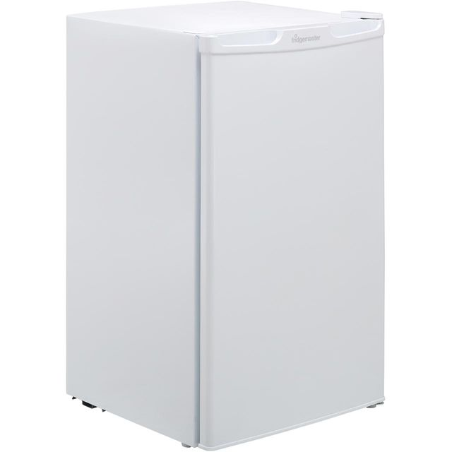 Fridgemaster MUZ4965M Under Counter Freezer - White - A+ Rated - MUZ4965M_WH - 1