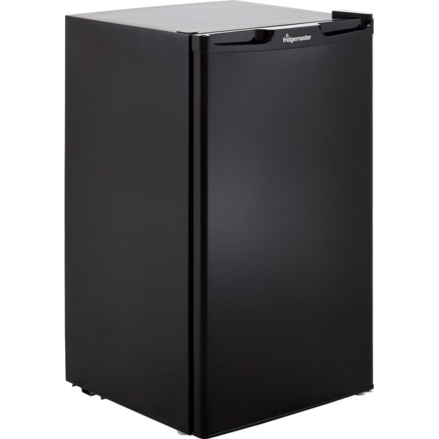 Fridgemaster MUZ4965MB Under Counter Freezer - Black - A+ Rated