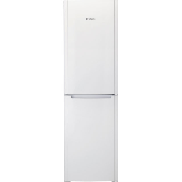 Hotpoint FSFL58W 50/50 Frost Free Fridge Freezer - White - A+ Rated
