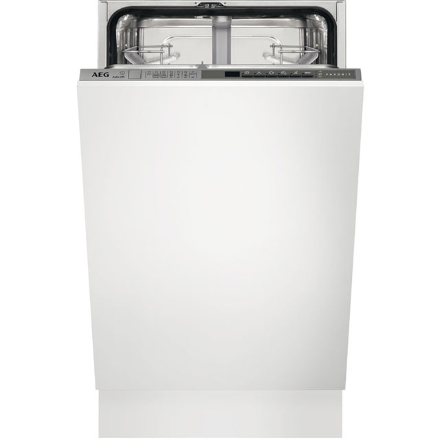 AEG Integrated Slimline Dishwasher review
