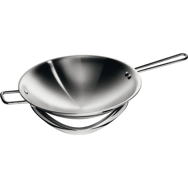 AEG FUSION-WOK Free Standing Pan Set in Stainless Steel