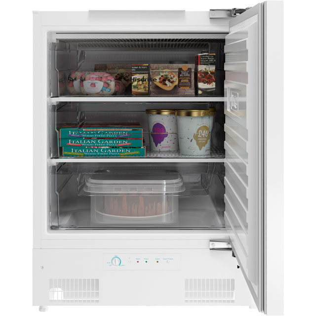Hisense FUV126D4AW1 Integrated Under Counter Freezer FUV126D4AW1_WH