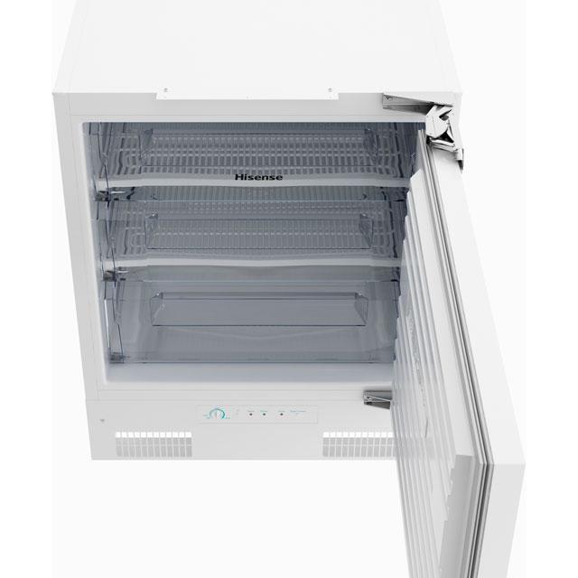 Hisense FUV126D4AW1 Integrated Under Counter Freezer 6921727023971