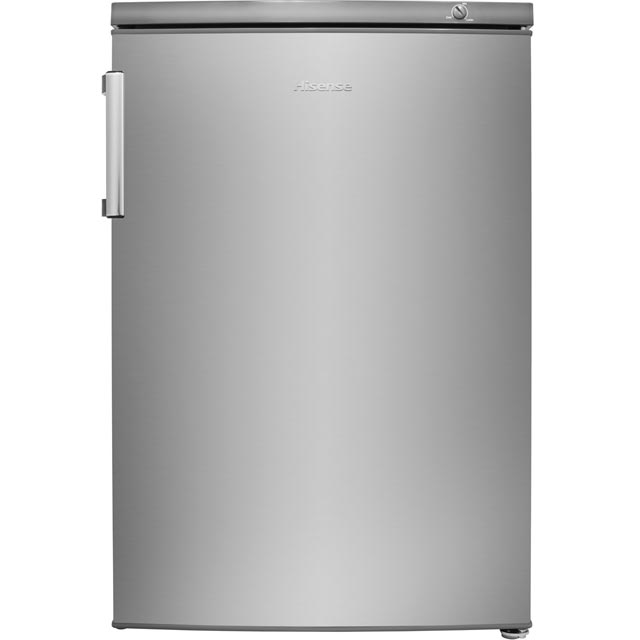 Hisense FV105D4BC21 Under Counter Freezer - Stainless Steel - A++ Rated - FV105D4BC21_SS - 1