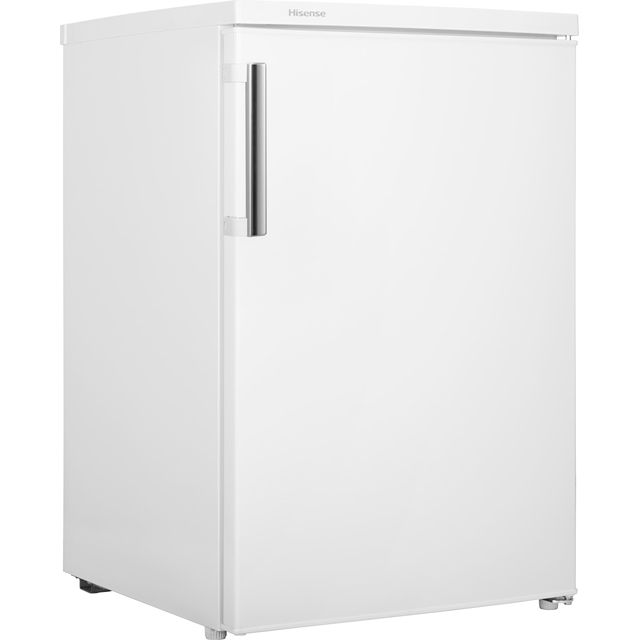 Hisense FV105D4BW21 Under Counter Freezer - White - A++ Rated - FV105D4BW21_WH - 1