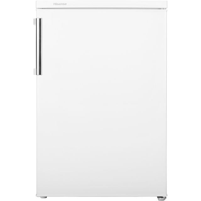 Hisense Under Counter Freezer - White - A++ Rated