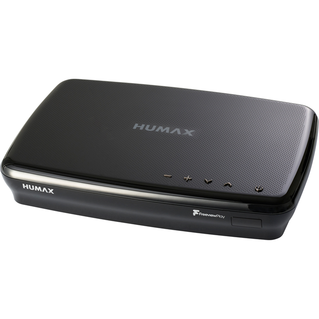 Humax Freeview Box in Carbon Black