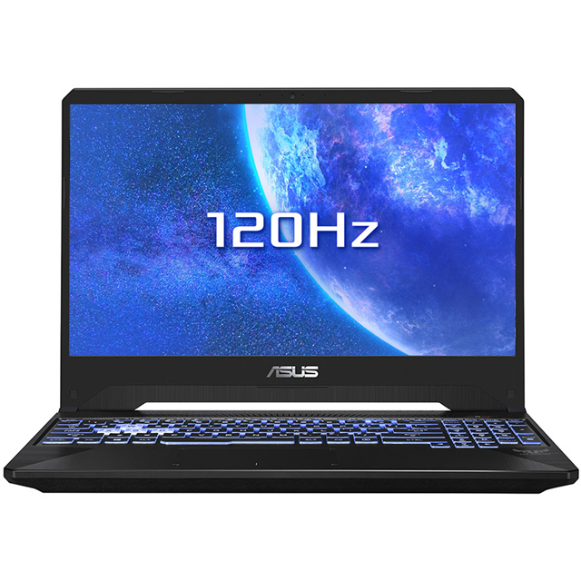 "Asus TUF FX505DU 15.6"" Gaming Laptop - Black - FX505DU-AL062T - 1"