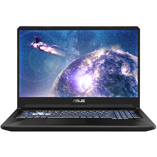 "Asus TUF FX705DT 17.3"" Gaming Laptop - Black - FX705DT-AU042T - 1"