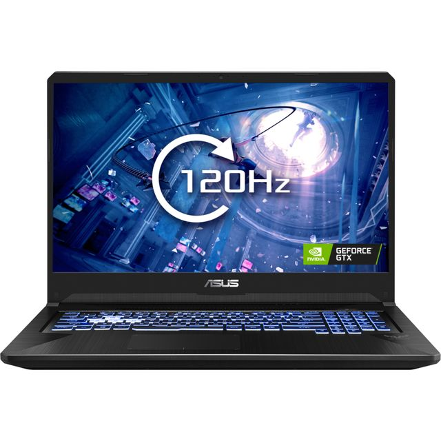 """Asus TUF FX705DU 17.3"""" Gaming Laptop - Black"""