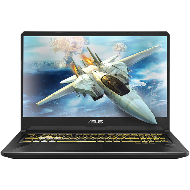 "Asus TUF FX705 17.3"" Gaming Laptop Includes TUF Backpack - Gun Metal - FX705GM-EV101T - 1"