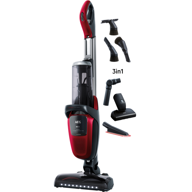 AEG FX9 Ultimate Animal Pet FX9-1-ANIM Cordless Vacuum Cleaner with Pet Hair Removal and up to 60 Minutes Run Time