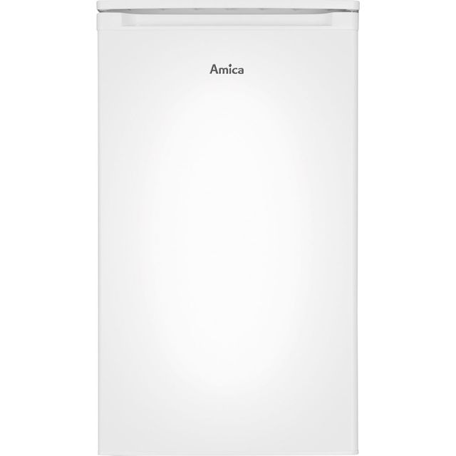 Amica FZ0964 Under Counter Freezer - White - F Rated