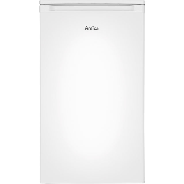 Amica FZ0964 Under Counter Freezer - White - A+ Rated - FZ0964_WH - 1