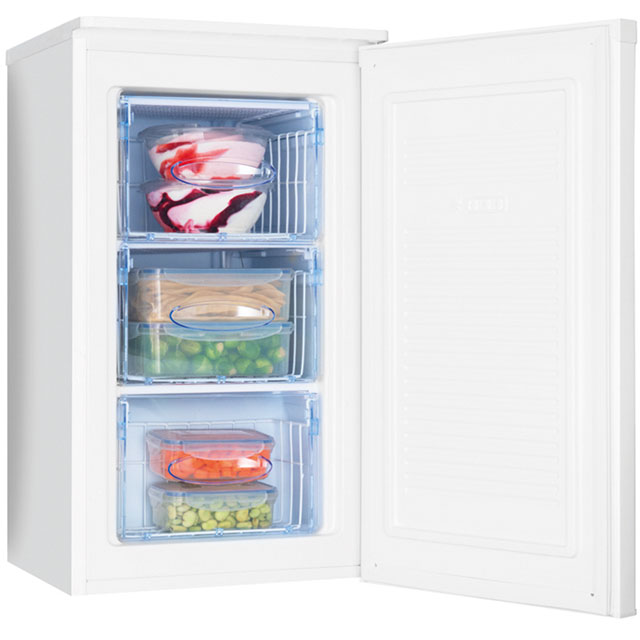 Amica FZ0964 Under Counter Freezer - White - FZ0964_WH - 2