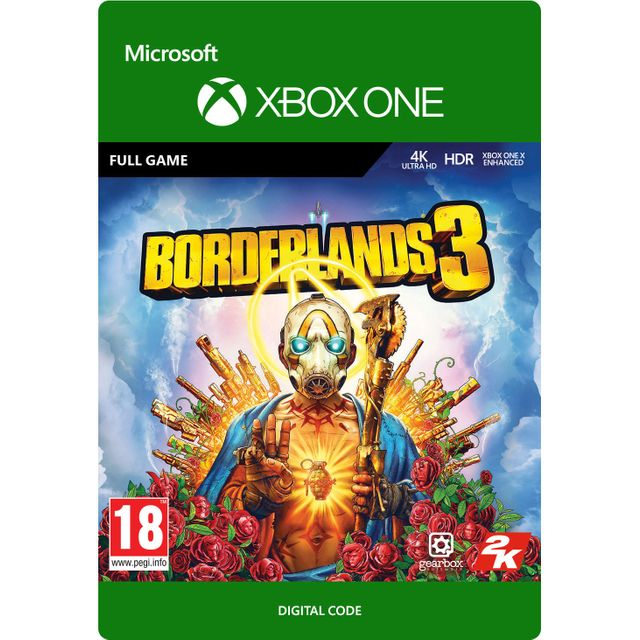 Image of Borderlands 3 for Xbox One