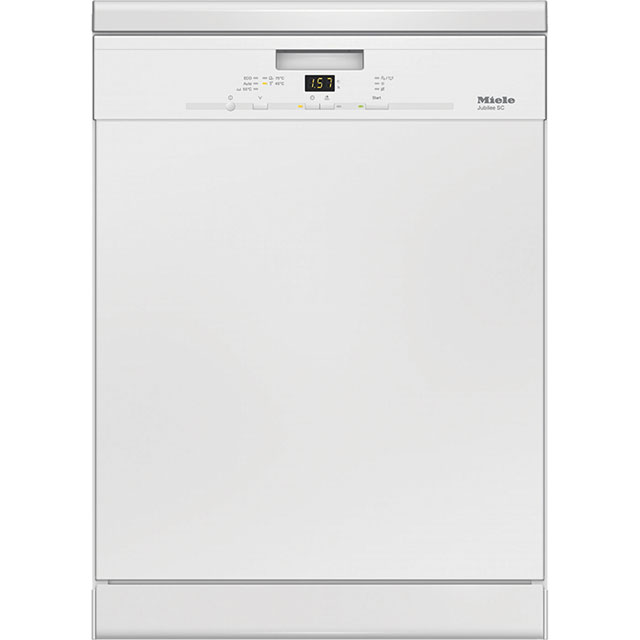 Miele G4930SC Standard Dishwasher - White - A++ Rated - G4930SC_WH - 1