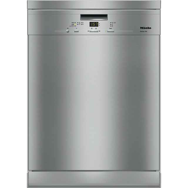Miele G4932 Standard Dishwasher - Clean Steel - A+++ Rated - G4932_CS - 1