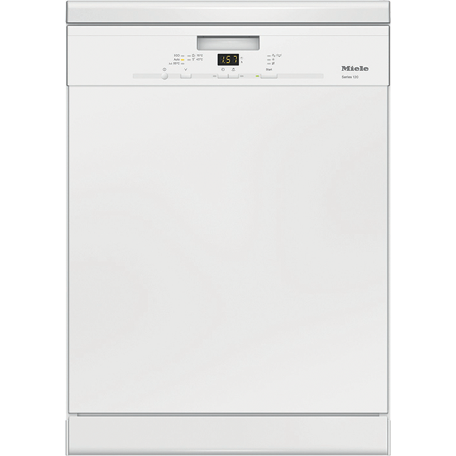 Miele G4932 Standard Dishwasher - White - A+++ Rated - G4932_WH - 1