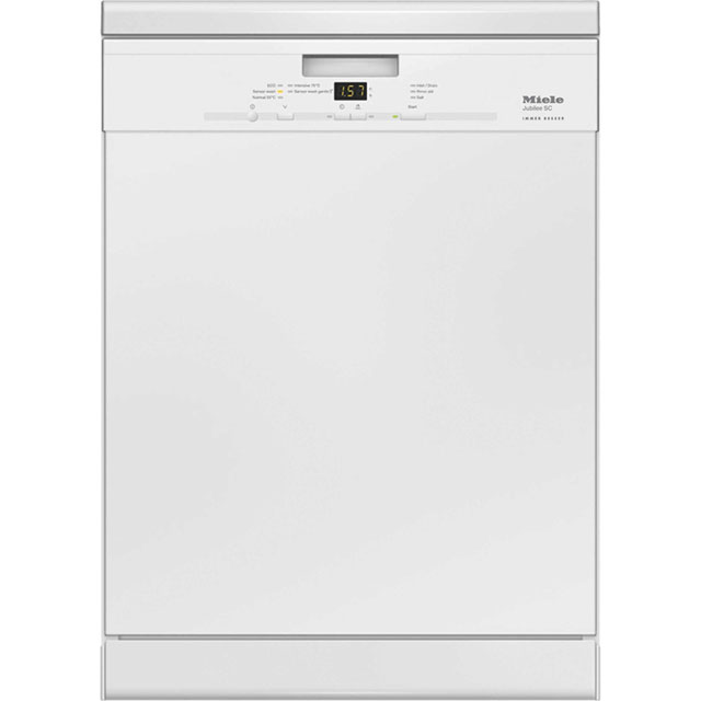 Miele Jubilee G4940BK Standard Dishwasher - White - A++ Rated