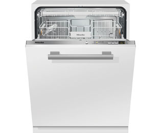 Miele G4960Scvi Fully Integrated Standard Dishwasher - Clean Steel