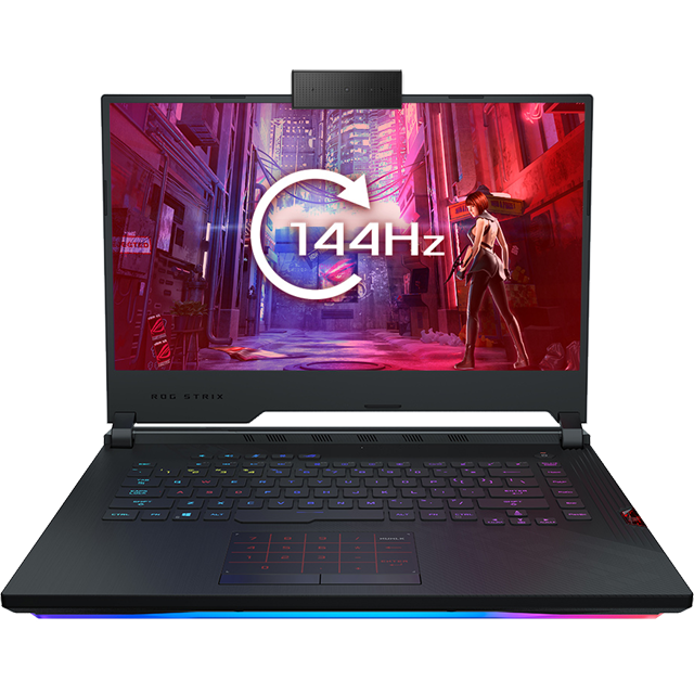 "Asus ROG Strix G531GV Hero 15.6"" Gaming Laptop - Black - G531GV-ES037T - 1"
