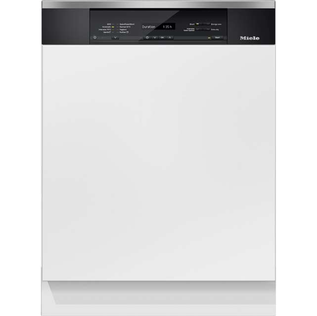 Miele G6825SCiXXL Semi Integrated Standard Dishwasher