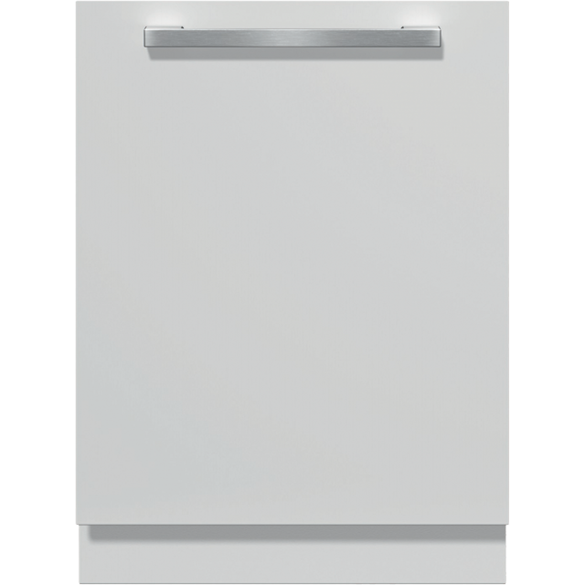 Miele G7152SCVi Fully Integrated Standard Dishwasher - Clean Steel Control Panel with Fixed Door Fixing Kit - A+++ Rated - G7152SCVi_CS - 1