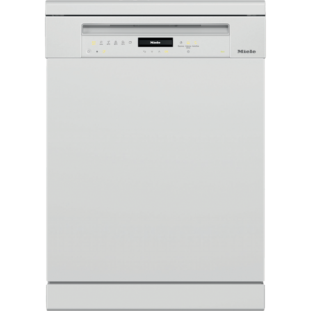 Miele G7312SC Wifi Connected Standard Dishwasher - White - A+++ Rated - G7312SC_WH - 1