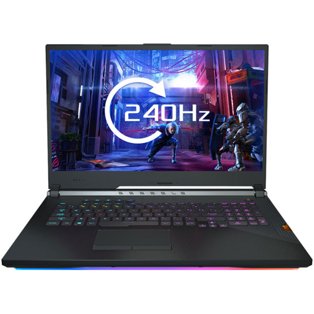 "Asus ROG STRIX G731 17.3"" Gaming Laptop - Black - G731GW-H6157T - 1"