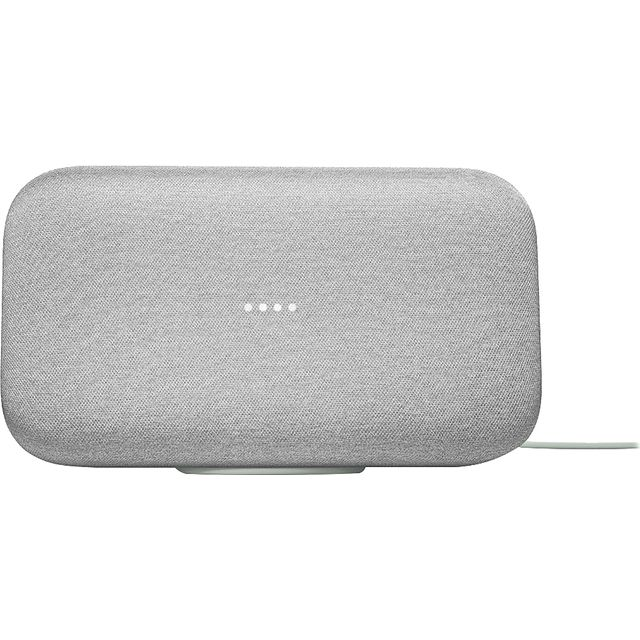 Google Home Max with Google Assistant - Chalk - GA00222-UK - 1