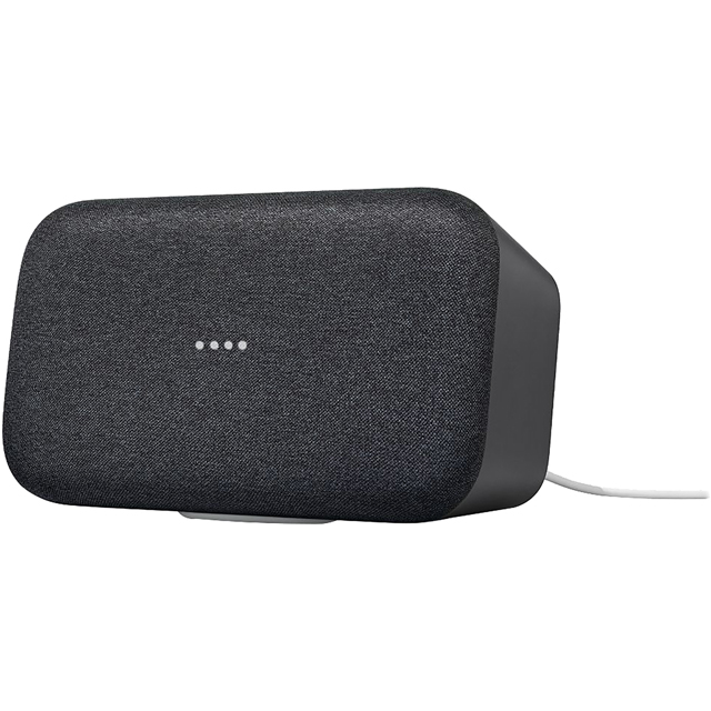 Google Home Max with Google Assistant - Anthracite