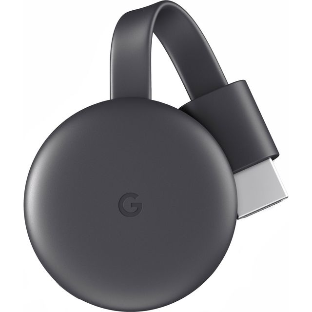 Google Chromecast Video - Charcoal Grey