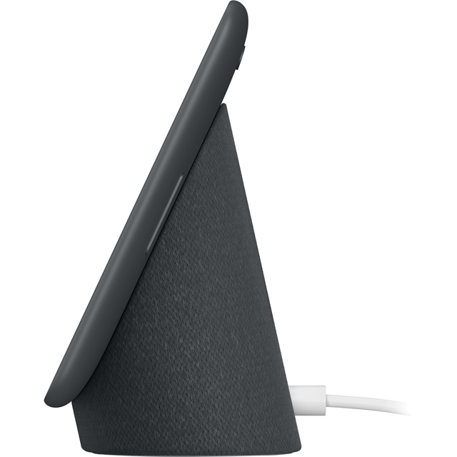 Google Smart Speaker in Anthracite