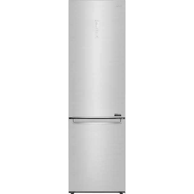LG GBB92STAXP Wifi Connected 60/40 Frost Free Fridge Freezer - Stainless Steel - A+++ Rated - GBB92STAXP_SS - 1