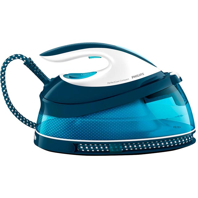 Philips PerfectCare Compact Pressurised Steam Generator Iron