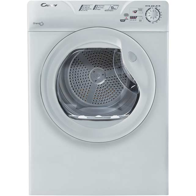 Candy Grand'O GCV591NC Vented Tumble Dryer