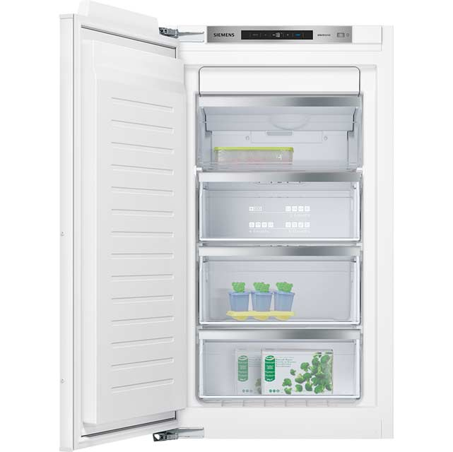 Siemens IQ-500 GI31NAE30G Integrated Frost Free Upright Freezer with Fixed Door Fixing Kit - A++ Rated - GI31NAE30G_WH - 1