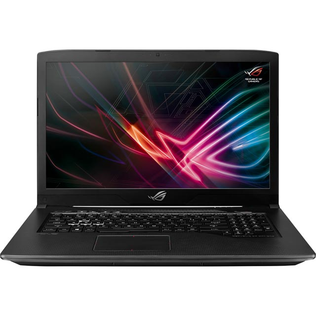 "Asus ROG Strix 17.3"" Gaming Laptop - Black"