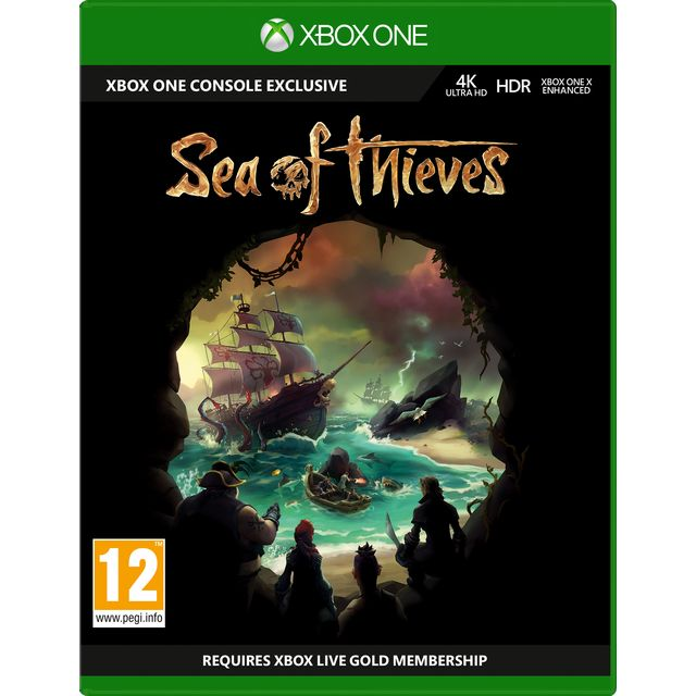 Sea Of Thieves for Xbox One [Enhanced for Xbox One X] - GM6-00009 - 1