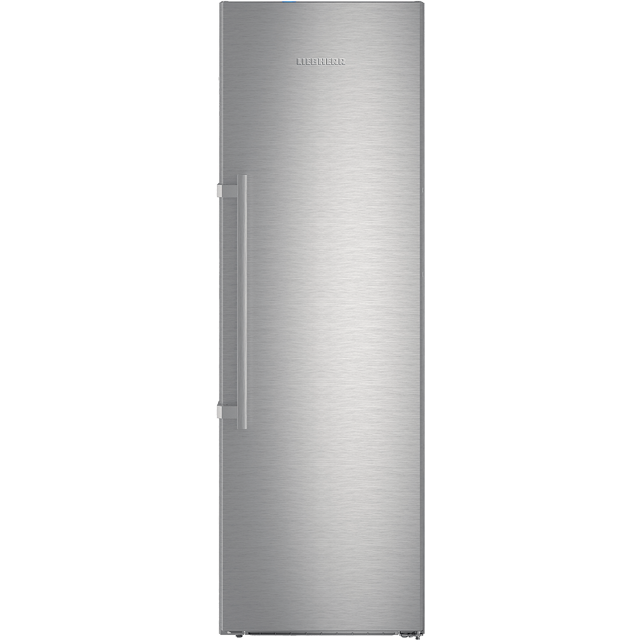 Liebherr GNPes4355 Frost Free Upright Freezer - Stainless Steel - A+++ Rated - GNPes4355_SS - 1