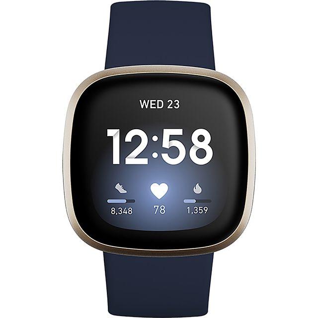 Fitbit Versa 3 Smart Watch - Midnight