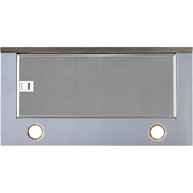 Gorenje BHP623E11XUK Built In Integrated Cooker Hood - Stainless Steel - BHP623E11XUK_SS - 1