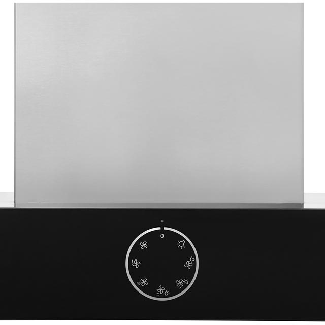 Gorenje Simplicity Collection DT6SY2W 60 cm Chimney Cooker Hood - White / Stainless Steel - DT6SY2W_WH - 3