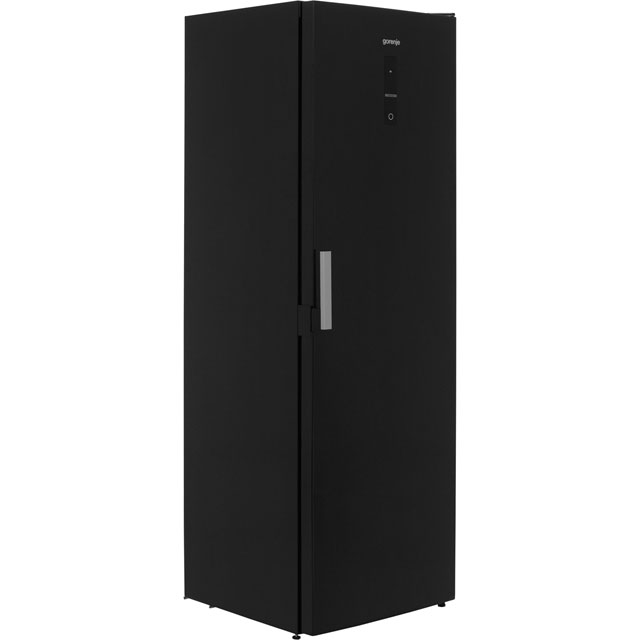 Gorenje FN6192PBUK Frost Free Upright Freezer - Black - A++ Rated - FN6192PBUK_BK - 1