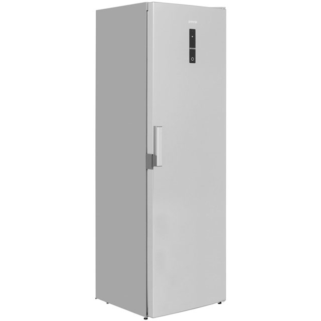 Gorenje FN6192PXUK Frost Free Upright Freezer - Stainless Steel - A++ Rated