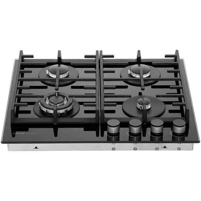 Gorenje Simplicity Collection GKTG6SY2W Built In Gas Hob - White - GKTG6SY2W_WH - 5