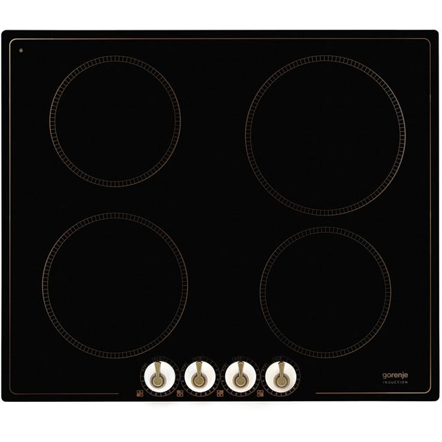 Gorenje Classico Collection IC634CLI Built In Induction Hob - Ivory Cream - IC634CLI_IV - 1