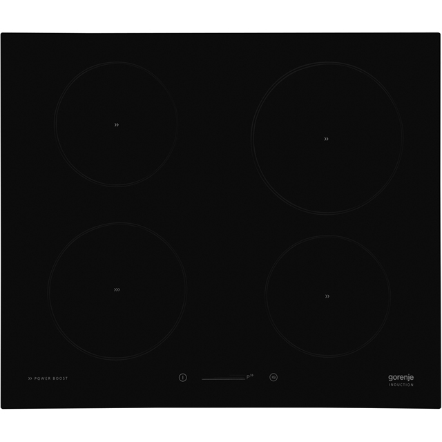 Gorenje IQ634USC Built In Induction Hob - Black - IQ634USC_BK - 1